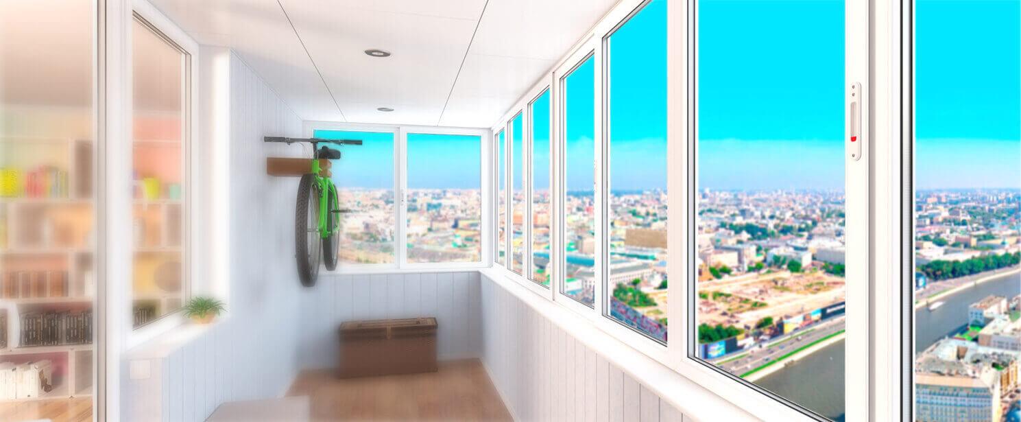 Что следует принять во внимание при остеклении балконов? стр.
